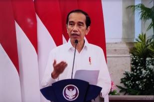 Empat Arahan Jokowi Dalam Penanggulangan Bencana 2021