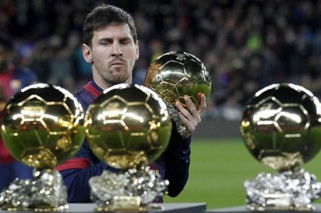 Lionel Messi, Top Scorer Sepanjang Masa Liga Spanyol