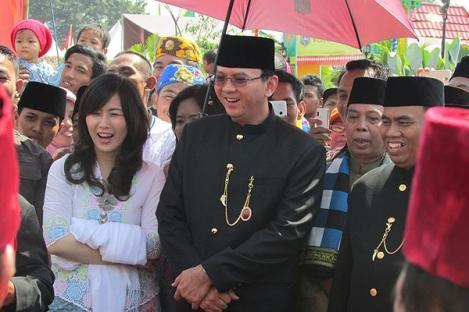 Basuki Minta Doa Warga Jakarta