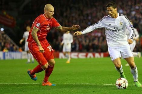 Benzema dan Ronaldo Permalukan Liverpool