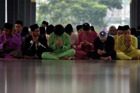 Malaysia Imbau Warganya Salat  Minta Hujan