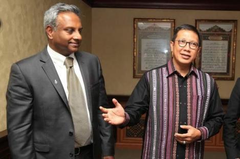 Bertemu Menag, Amnesti Internasional Singgung Soal Ahmadiyah