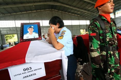 134 Korban Hercules TNI AU Telah Dievakuasi