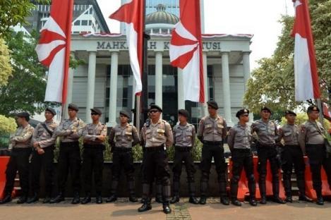 MK: Dalil Pengurangan Suara Prabowo-Hatta Tanpa Bukti