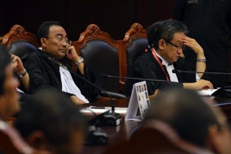 Permohonan Ditolak MK, Prabowo-Hatta: Mau Apa Lagi?