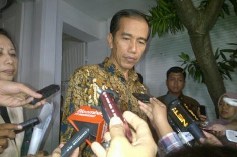 Bahas Struktur Kabinet, Jokowi Fokus Opsi 34 Kementerian
