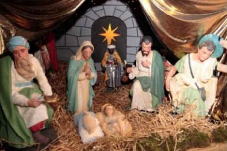 Pesan Natal GKI: Yesus Lahir  bukan untuk Manusia Saja