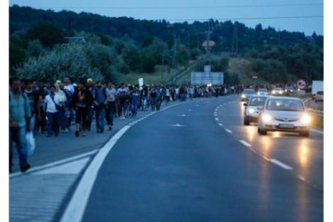 Krisis Imigran di Eropa Jadi Agenda Pertemuan Menkeu G-20