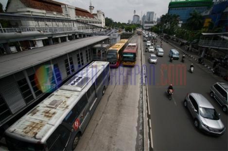 Transjakarta Umumkan Rute Baru Monas hingga PRJ