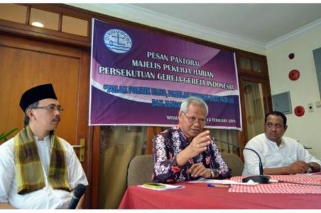 PGI: Pilkada Langsung Jangan Dihapuskan