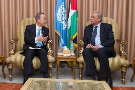 Palestina Minta Pemungutan Suara Resolusi  di DK PBB