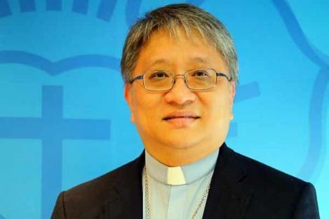 Bishop Chang: Ada Kesenjangan Besar Pemerintah dan Rakyat Hong Kong