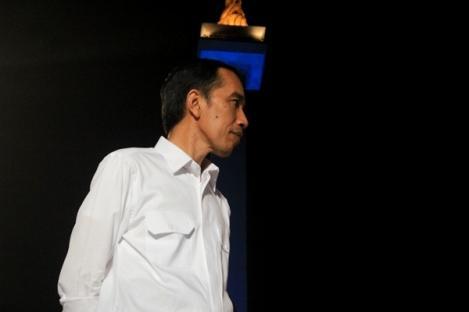 Jokowi Lakukan Pertemuan Tertutup dengan KPK Bahas Menteri