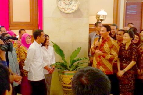 Presiden Minta Basuki Selesaikan Macet dan Banjir Jakarta