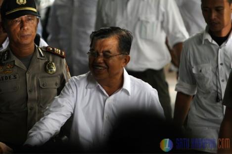 Wapres Bersyukur Pemilu Indonesia Bebas Korban Jiwa