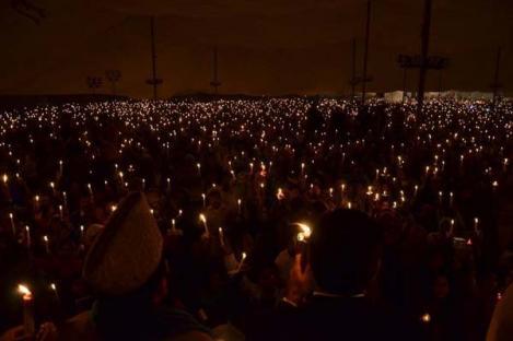 Umat Kristen Pakistan di Dubai Gelar Doa Korban Peshawar