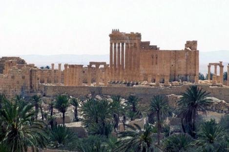 ISIS Kuasai Penuh Seluruh Palmyra