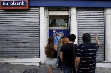 Yunani di Ambang Bangkrut, Tarik Tunai di ATM Maksimal 60 Euro
