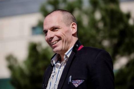 Menteri Keuangan Yunani Mundur
