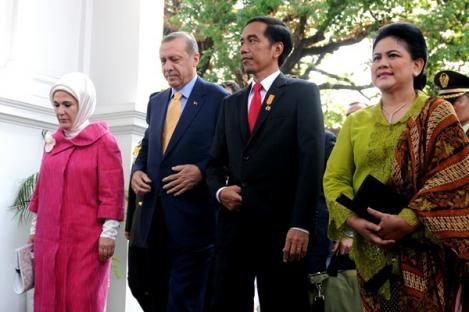 Kunjungi Indonesia, Presiden Turki akan Bicarakan Terorisme