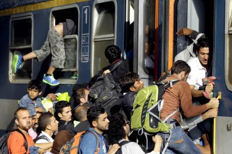 Hongaria: Pengungsi Ancam Jatidiri Kristen Eropa