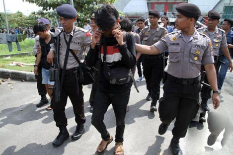HMI Minta Maaf Atas Kerusuhan Kongres Riau