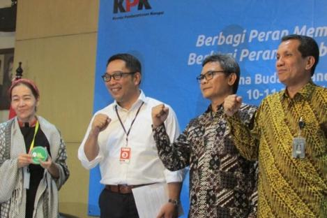 Hari Antikorupsi, Kota Bandung Siapkan 4.000 Masjid