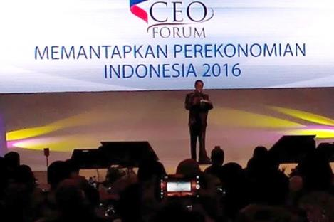Jokowi Ajak Indonesia Tidak Takut Gabung TPP