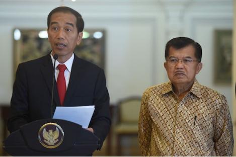 Presiden Jokowi Bertolak ke Amerika Serikat