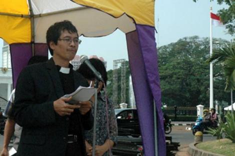 Pendeta Heru Purwanta: Perjuangan Dalam Tuhan Tidak Sia-sia
