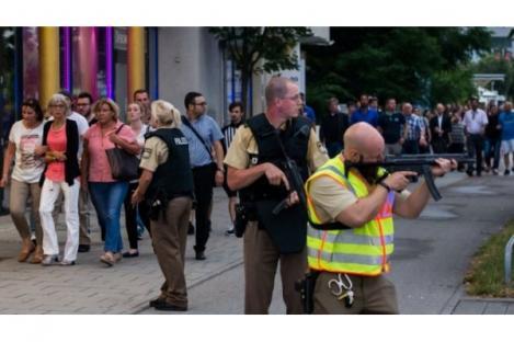 Penembakan Munich, 9 Tewas, Pelaku 3, Salah Satu Bunuh Diri