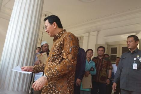 Semobil dengan Jokowi dan Megawati, Ahok Curhat
