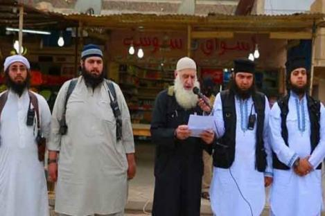 ISIS Minta Warga Mosul Sumbang Dana untuk Perang
