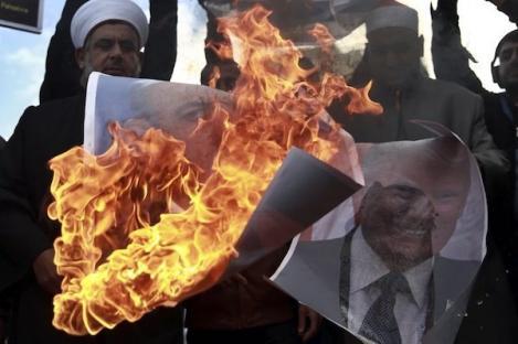 PGI Tidak Setuju Yerusalem Ibu Kota Israel
