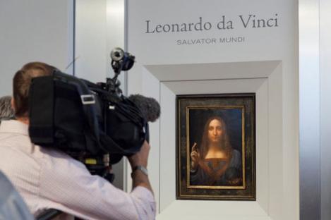 Abu Dhabi Ternyata Pembeli Lukisan Yesus yang Capai Rekor