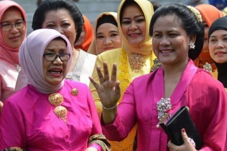 Perjuangan Kesataraan, Ibu Negara Peringati Hari Kartini