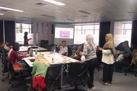 AJI IBCWE Gelar Lokakarya Kesetaraan Gender di Dunia Kerja