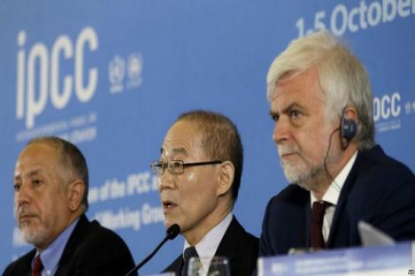 Ilmuwan Peringatkan Bahaya Besar Pemanasan Global