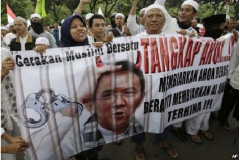 Intoleransi Politik Meningkat di Indonesia