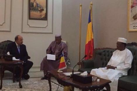 Israel-Negara Islam Chad Jajaki Hubungan Diplomatik
