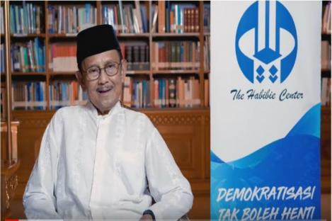 Pesan Kebangsaan Habibie: Terima Hasil Pemilu, Hindari Tindakan Pertajam Polarisasi