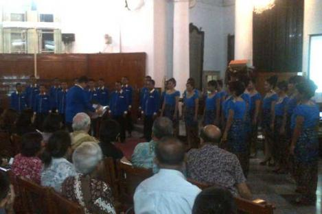 Angelorum Choir, Suara Malaikat Jemaat GMIT