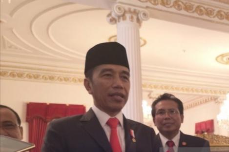 Presiden Jokowi Berhati-hati Pilih Dewas KPK