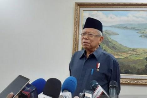 Ma'ruf Amin: Khilafah Tertolak di Indonesia