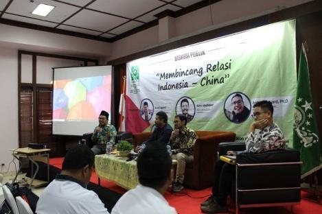PWNU: Relasi Indonesia-China Hubungan Persaudaraan