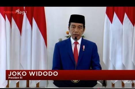 Presiden: Pancasila Jadi Bintang Penjuru Saat Bangsa Diuji