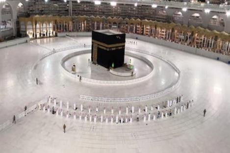 Arab Saudi Siapkan Aturan Ibadah Haji dengan Jemaah Terbatas