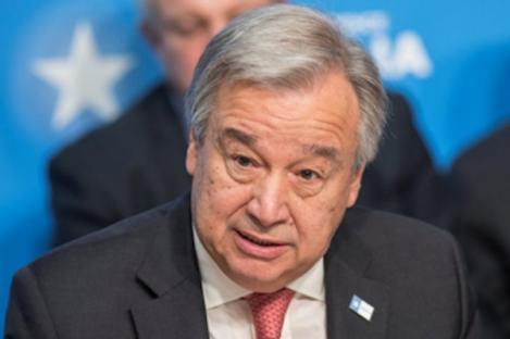 PBB Ingatkan Ancaman Terorisme di Tengah Pandemi COVID-19