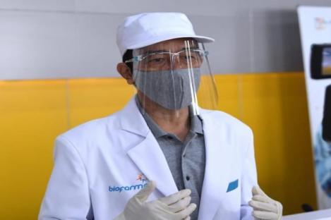 Presiden: Setelah Ditemukan Vaksin COVID-19, Vaksinasi Seluruh Rakyat