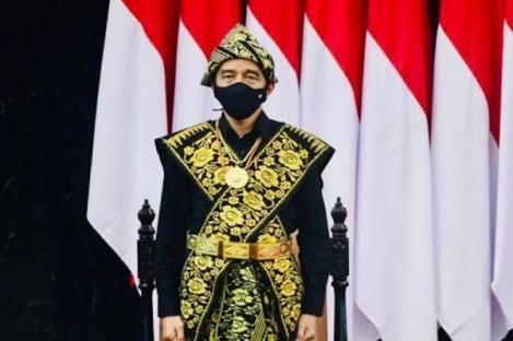 Presiden Joko Widodo: Yang merasa Paling Benar, Biasanya Tidak Benar